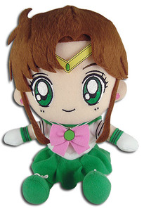Sailor Moon Plush Doll - Sailor Jupiter