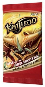 Kaijudo TCG Rise of the Duel Masters Booster Pack