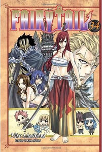 Fairy Tail Graphic Novel 34