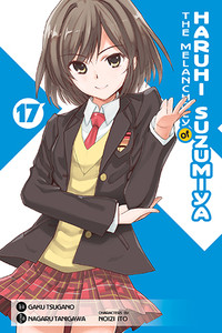 Melancholy of Haruhi Suzumiya Graphic Novel 17