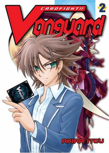 Cardfight!! Vanguard Graphic Novel Vol. 02