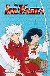 Inuyasha Graphic Novel (VIZBIG Edition) Vol. 18