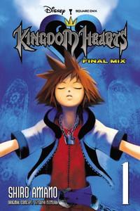 Kingdom Hearts: Final Mix Graphic Novel Vol. 1