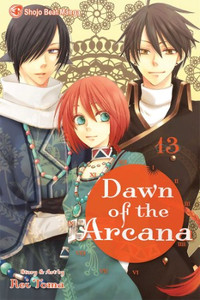 Dawn of the Arcana Graphic Novel 13