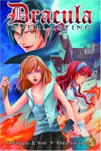 Dracula Everlasting Graphic Novel 03