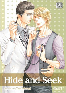 Hide and Seek Graphic Novel Vol. 1