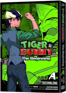 Tiger & Bunny The Movie: The Beginning Side  A