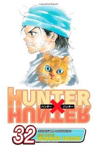 Hunter X Hunter Graphic Novel 32