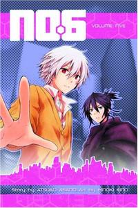 No. 6 Graphic Novel Vol. 05