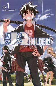 UQ Holder Graphic Novel Vol. 01