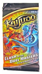Kaijudo TCG Clash of the Duel Masters Booster Pack
