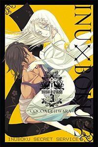 Inu x Boku SS Graphic Novel 03