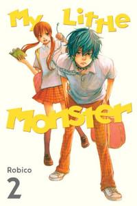 My Little Monster Graphic Novel 02