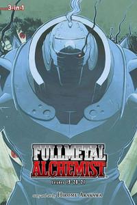 Fullmetal Alchemist Omnibus Vol. 7