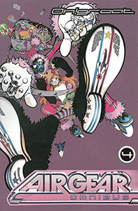 Air Gear Graphic Novel Omnibus Vol. 04