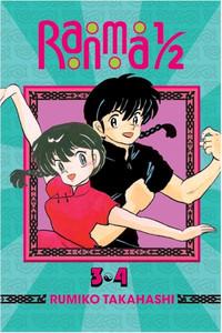 Ranma 1/2 Omnibus Graphic Novel Vol. 02