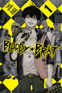 Bloody Brat Graphic Novel 01