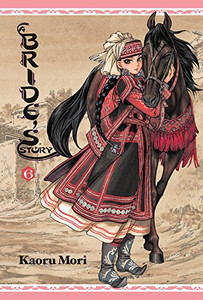 Bride's Story Graphic Novel 06 (Hardcover)