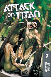 Attack on Titan Graphic Novel 07