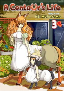 A Centaur's Life Graphic Novel 03