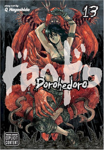 Dorohedoro Graphic Novel Vol. 13