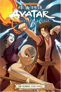 Avatar: The Last Airbender TPB 06 The Search Part 3