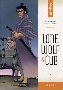 Lone Wolf & Cub Omnibus Vol. 03