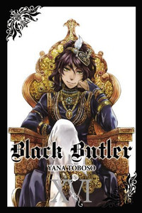 Black Butler Graphic Novel 16