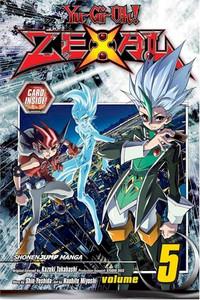 Yu-Gi-Oh! Zexal Vol. 5 /w Line Monster Chariot Hisha
