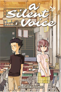 A Silent Voice Graphic Novel 01