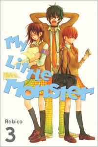 My Little Monster Graphic Novel 03