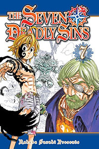 Seven Deadly Sins Graphic Novel Vol. 07