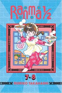 Ranma 1/2 Omnibus Graphic Novel Vol. 04