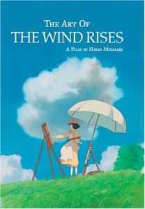The Art of the Wind Rise Art Book (HC)