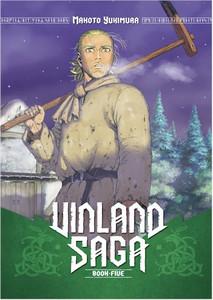 Vinland Saga Graphic Novel Vol. 05 (HC)