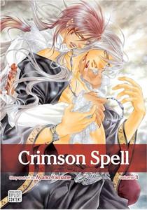 Crimson Spell Graphic Novel 03