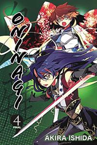 Oninagi Graphic Novel 04