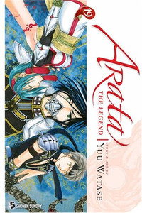 Arata: The Legend Graphic Novel 19