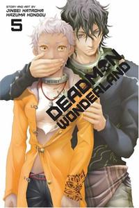 Deadman Wonderland Graphic Novel 05
