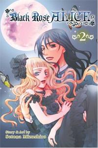 Black Rose Alice Graphic Novel 02