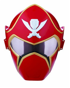 Power Rangers Super Megaforce Ranger Mask - Red Ranger