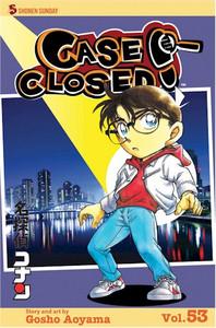 Case Closed Graphic Novel Vol. 53
