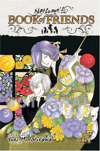 Natsume's Book of Friends Graphic Novel Vol. 17
