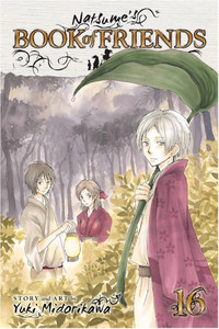 Natsume's Book of Friends Graphic Novel Vol. 16