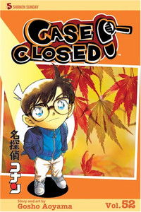 Case Closed Graphic Novel Vol. 52