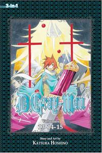 D. Gray-Man Omnibus Graphic Novel 05