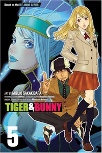 Tiger & Bunny Graphic Novel Vol. 5