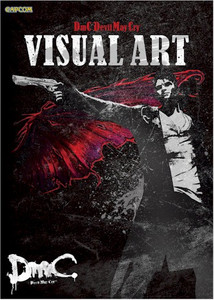 DmC Devil May Cry: Visual Art Artbook