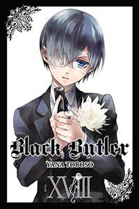 Black Butler Graphic Novel 18