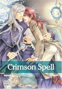 Crimson Spell Graphic Novel 05